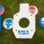 «TANGO II» , silhouette humanoïde réactive, tous calibres
