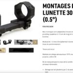 Montage Monobloc «PGM» fabrication Française à 100%