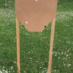 Support de cible pliant «MT-Target»