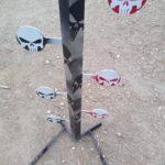 Métal Tree 22Lr, 6 palettes