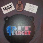 Gong de Tir «PATRIOT200» tous calibres