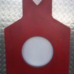 «TANGO III » cible réactive, tous calibres