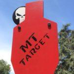 «TANGO I» , silhouette humanoïde réactive, tous calibres