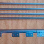 Portique «KYL» tous calibres,  5 gongs de 3 à 15 cm