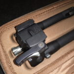 Bipied Tier One , Tactical Q/D, aluminium, picatiny , 180mm , Pan tilt