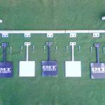 Gongs «TAR Practice» , portique d'entrainement TAR, Tous calibres