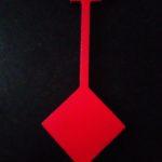 5 Gongs «Poker d'AS» ,  tous calibres, funshoot