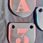 Ensemble de 5 gongs «Patriot100» tous calibres , travail cognitif , TLD Training …
