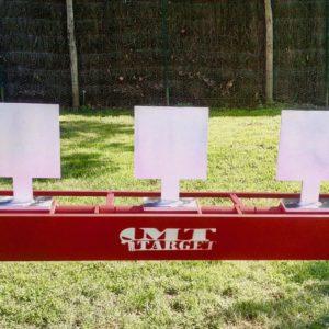 «RACK TAR» , 5 gongs 200x200x12 , tous calibres, à relevage par corde