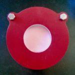 Hollow Gong , tous calibres , 200×12 avec opercule central