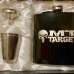 Flasque en coffret  MT-Target