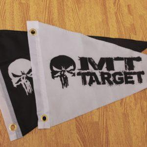 Indicateurs de vent MT-Target , Type bannières 54x54x31
