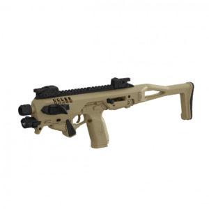 Conversion Crosse RONI Gen 4 , pour Glock, CZ, Beretta