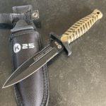 Dague de Botte, couteau tactique,