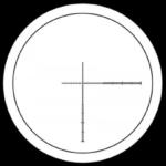 Lunette d'observation Sightmark 20-60×80 FFP , Réticule MRAD
