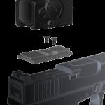 Platine Pour «Aimpoint ACRO P2» pour Glock MOS